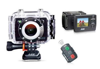 MagicCam 8 Mega Pixels FULL HD (1080p) Wifi ready. SD21W a 239€ IVA inc.