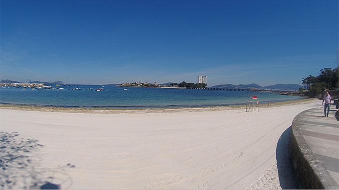 Resultado de imagen de Canido playa galicia