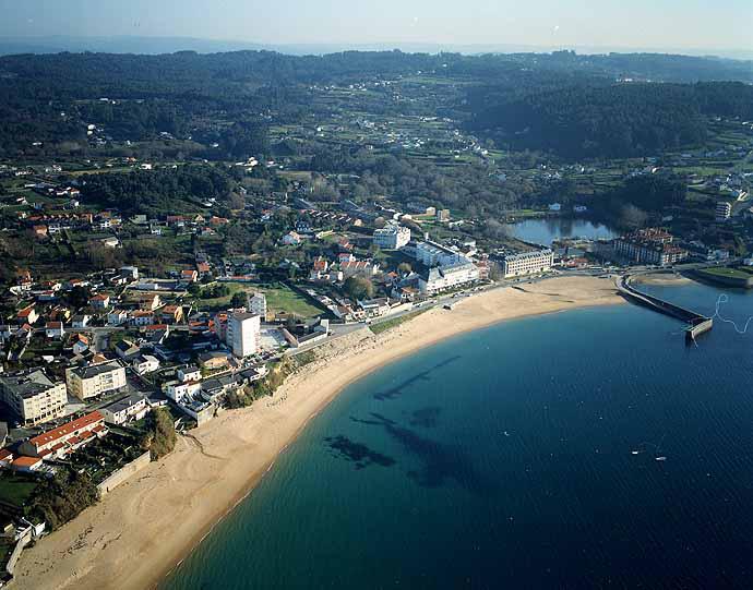 Playa de Mera / Patelo (Oleiros) A Coruña