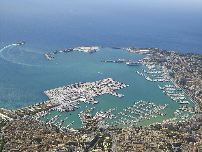 Порт пальма де майорка