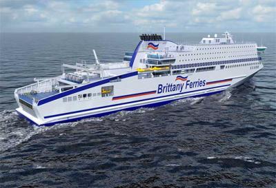 Bureau veritas clasificará los nuevos buques propulsados por gnl de