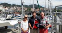 El Irish Cruising Club escoge Cangas como puerto de referencia