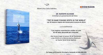 Top 10 Game Fishing Spots in the World. El libro más completo sobre pesca de altura