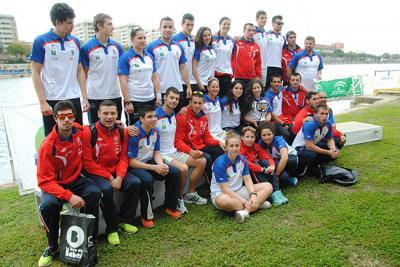 El Kayak Tudense recibirá la Copa del Rey 'División de Honor' como mejor equipo nacional de la categoría absoluta.