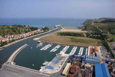 Puerto Deportivo de Zumaia