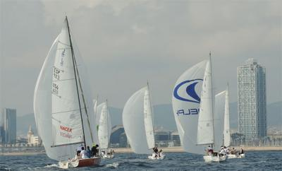 Arranca la Barcelona Winter Series con tres pruebas