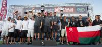 Emirates Team New Zealand rompe el dominio de Alinghi y The Wave, Muscat y gana en Estambul