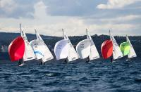 Rocknrolla y Louise Racing mandan en la III Puerto Portals Dragon Winter Series