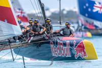 Spanish Impulse by IBEROSTAR, preparado para la final de la Red Bull Youth America's Cup