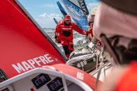 Brutal mano a mano entre MAPFRE y Dongfeng tras pasar Aarhus