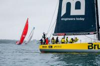 Contundente triunfo del Team Brunel en la Gurney's Resorts In Port Race Newport