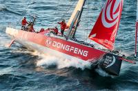 Dongfeng Race Team y Vestas 11th Hour acompañan a MAPFRE en el podio
