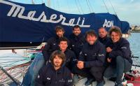Maserati Multi 70 se encontraba a 305 millas de la llegada de la California Offshore Race Week