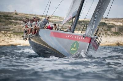 Rolex Middle Sea Race. Toma de contacto