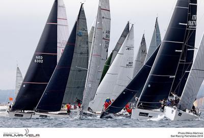 Todo por decidir en la jornada final de la 15ª Sail Racing PalmaVela
