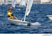 Regata Bart's Bash: triple oro del Team RCNP en 420, Laser 4.7 y Radial