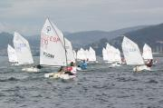 1ª jornada del Meeting Internacional de Optimist